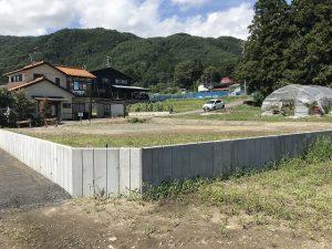 宮田村 北割 4区画分譲地 売地 350万円