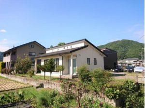 辰野町 平出 中古売住宅 1,299万円