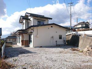 伊那市 西町 中古売住宅 1,399万円