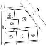 南箕輪村 大泉 6区画分譲地 530~650万円